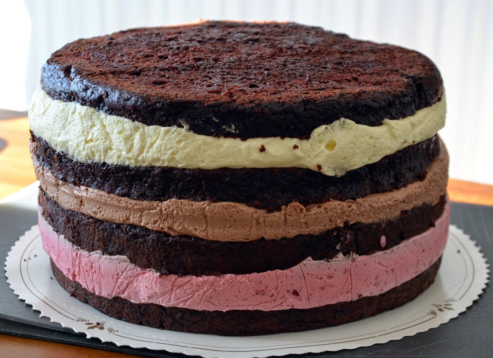 fyllning till chokladtårta