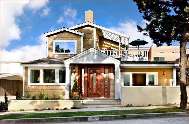 California homes designs custom home design for Custom home designs