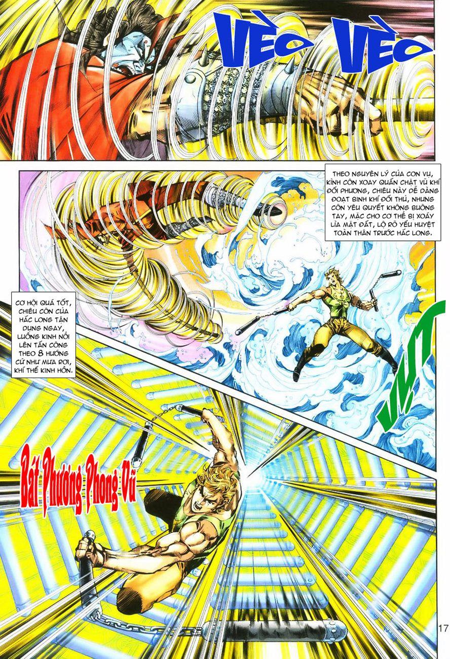 Tân Tác Long Hổ Môn chap 243 - Trang 17