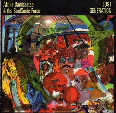 Afrika Bambaataa & The SoulSonic Force – Lost Generation (CD) (1996) (320 kbps)