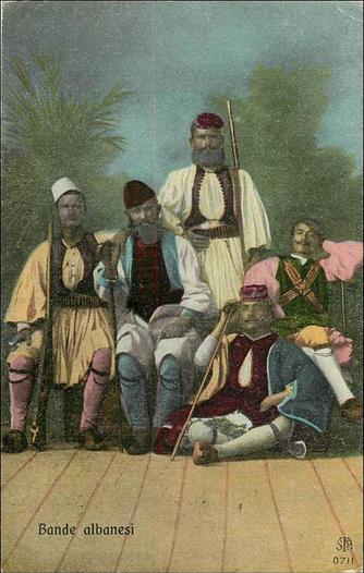 Bande Albanesi