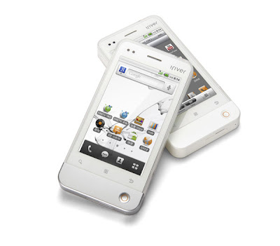 new iRiver Vanilla Android Smartphone