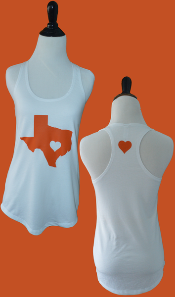 Texas State Tank Top