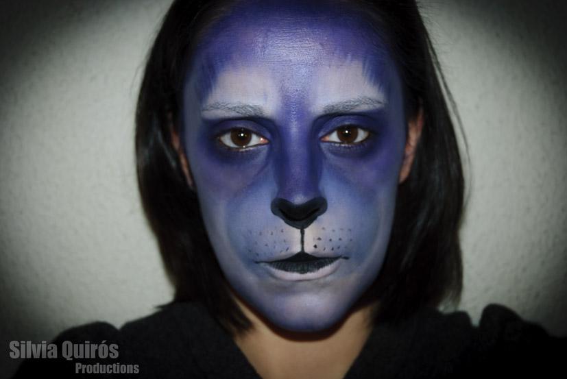 maquillaje rata