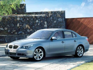 Owners Manual 2004 BMW 530i