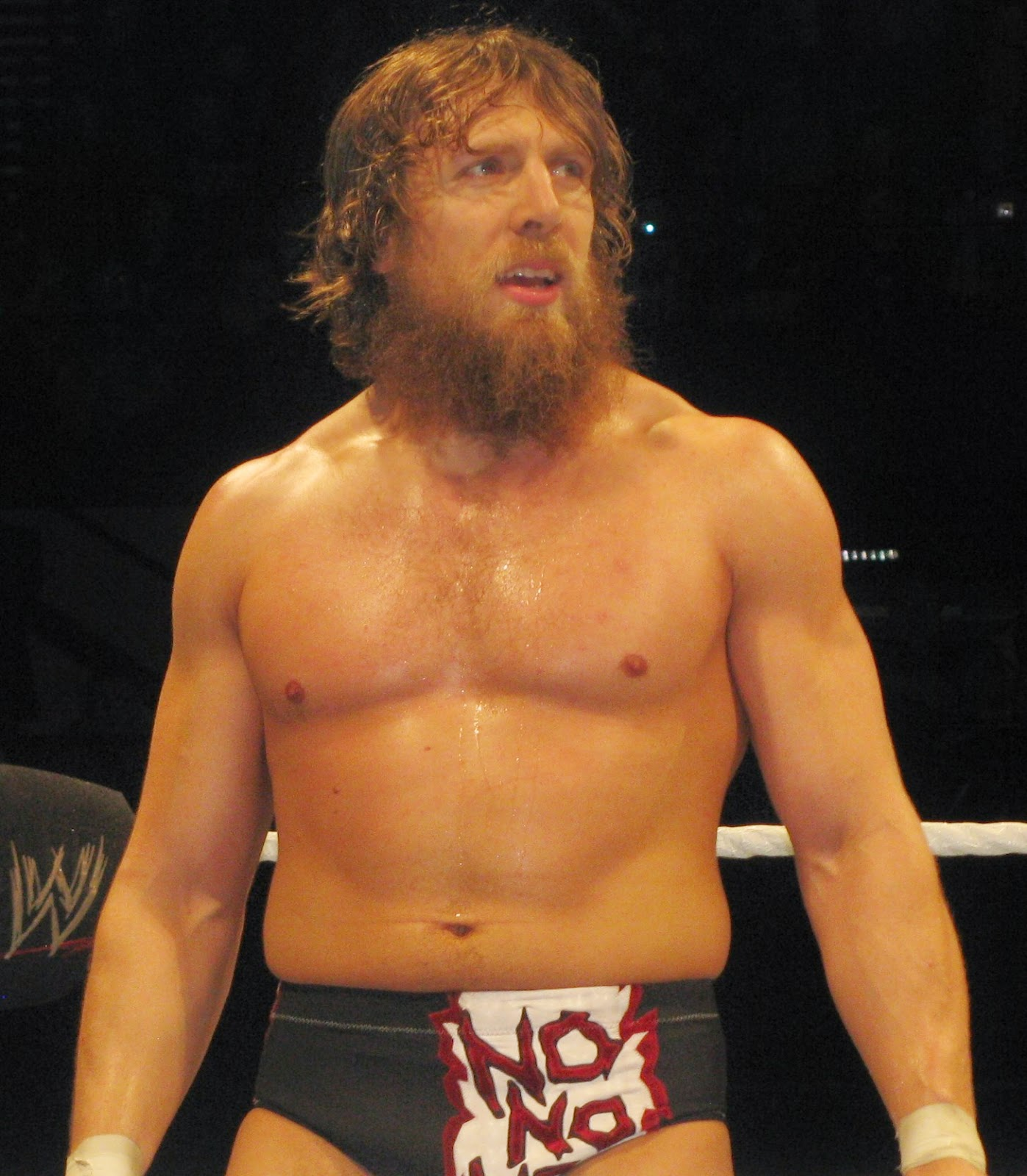 No Beard Bryan Danielson Power Rankings