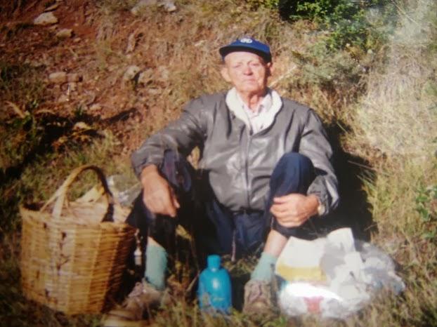 Un bonito recuerdo de mi Padre , a el le debo esta afición .
