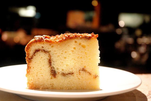 Mocha Crunch Cake Recipe