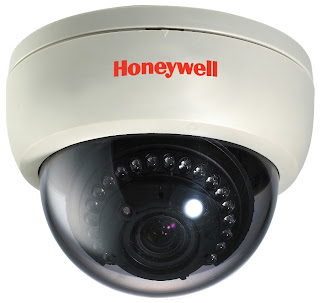 Honeywell dome cameras