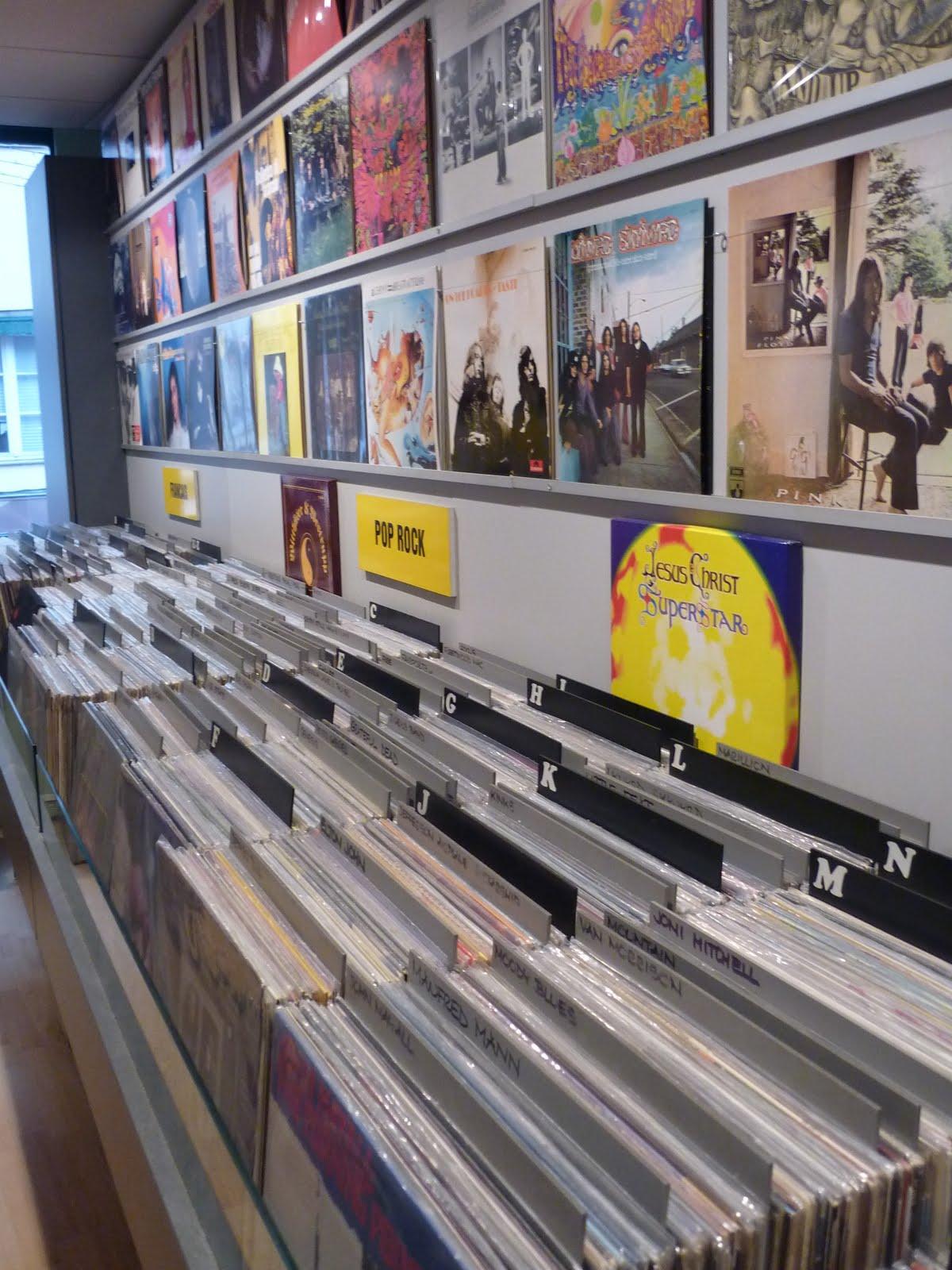 L 39 occase de l 39 oncle tom disquaire - Collection de vinyle ...