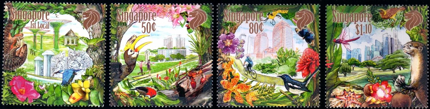 Presentation Pack S$4.45* (Stamps inside)