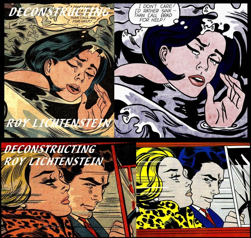 drowning girl roy lichtenstein Of roy lichtenstein chronology of roy lichtenstein famous works roy fox lichtenstein is born in manhattan at flower hospital on 64th street and rl's second solo exhibition at leo castelli gallery, including drowning girl, baseball manager, torpedo los, and whaam.