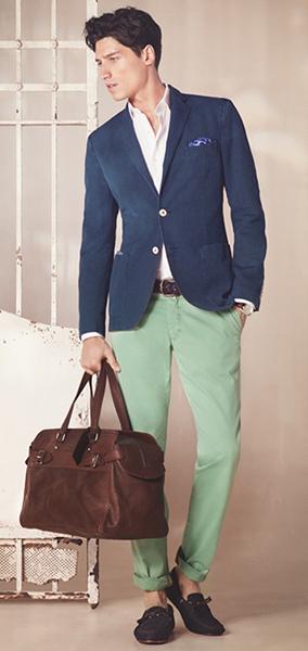 chaquetas hombre Massimo Dutti