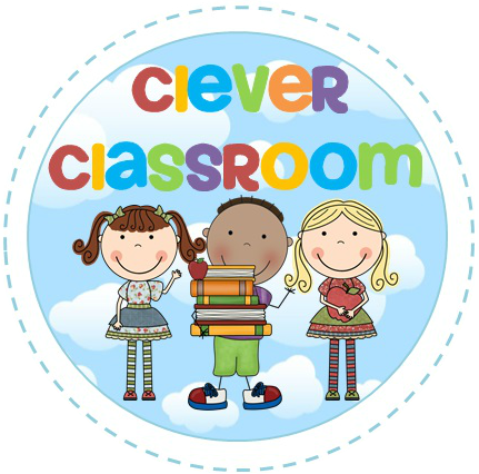 Clever Classroom's store on TpT: resources for Pre-K to 3rd grade