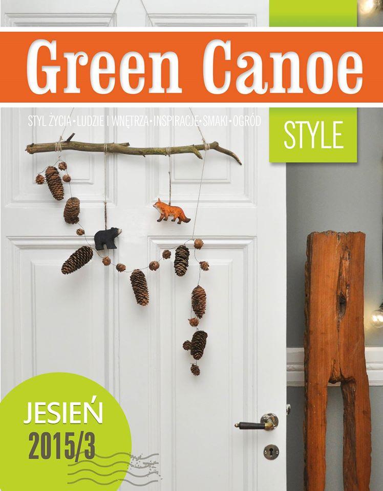 GREEN CANOE STYLE Jesień'15