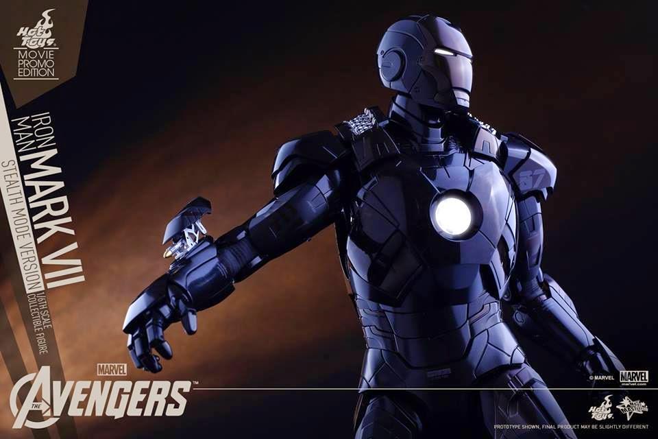 hot toys iron man avengers