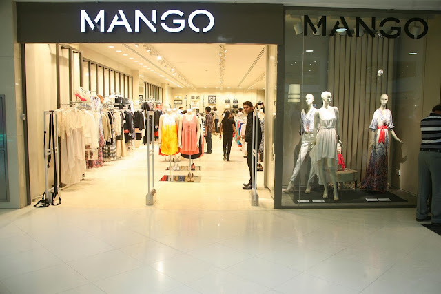 Mango at Dolmen Mall