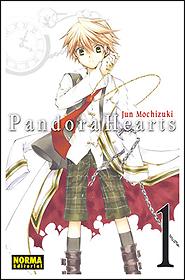 Pandora Hearts #1