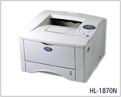 How to setting up Brother HL-1870N printers drivers without setup disk