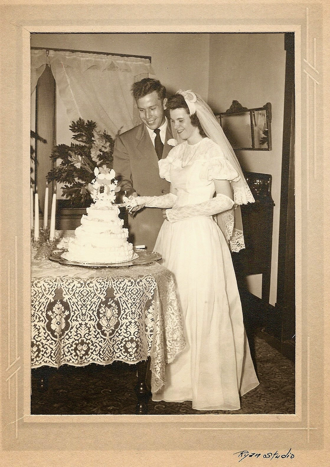 But no cake plate. & A Sentimental Life: The Beauty of American Fostoria