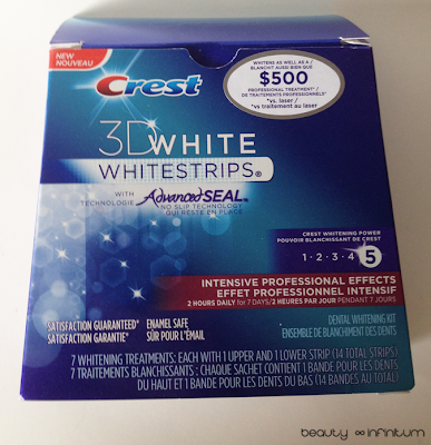 Crest 3d whitestrips professional effects coupon printable