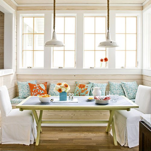 Kitchen Nook Dining Room Ideas