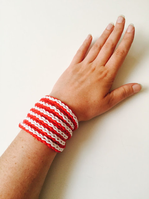 https://www.etsy.com/ca/listing/239704714/crochet-wrap-cotton-bracelet-red-white