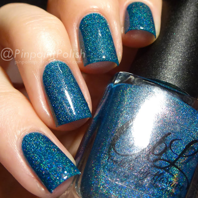 Divot Dance, Colors by Llarowe, Pretty woman collection, swatch