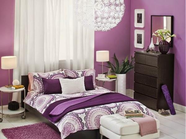 Idées créatives pour la décoration murale des chambre - couleurs et ...
