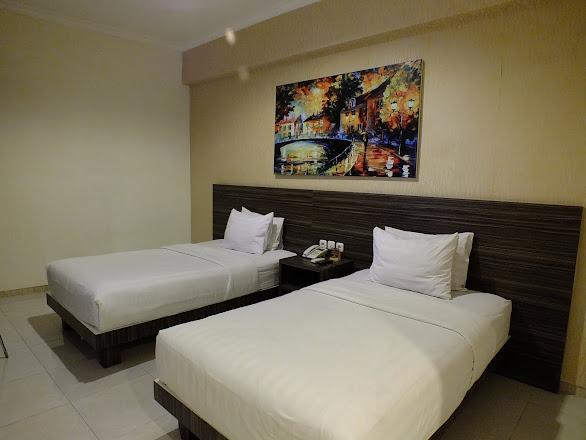 Standart Twin Bed Room