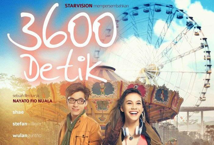 Nonton Film 3600 Detik (2014) Gratis