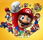 لعبة ماريو  Super Mario