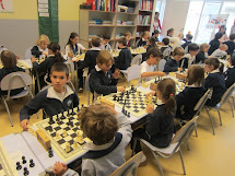 Torneo ajedrez por Halloween