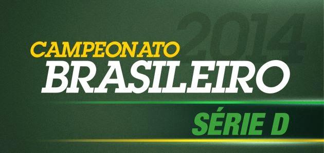 TABELA BRASILEIRO SÉRIE D - 2014