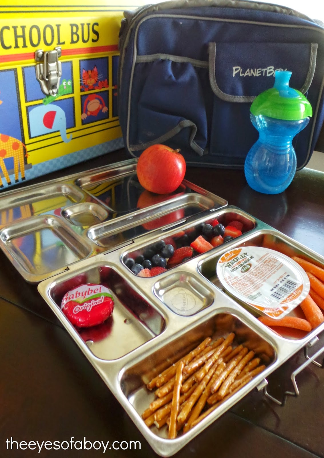 Choose Healthy Kid Friendly Finger Foods That They Can Easily Eat At School