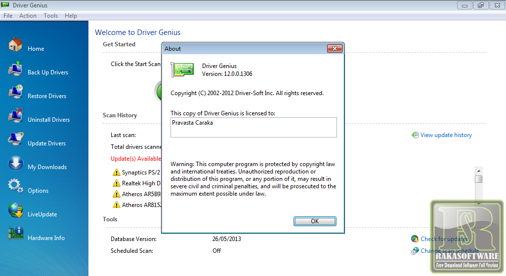 driver genius professional edition 12 free download full version