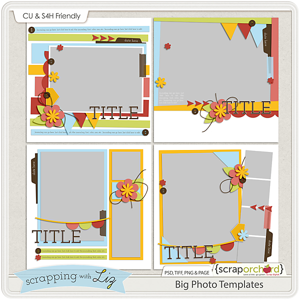 http://scraporchard.com/market/Big-Photo-Digital-Scrapbook-Templates.html
