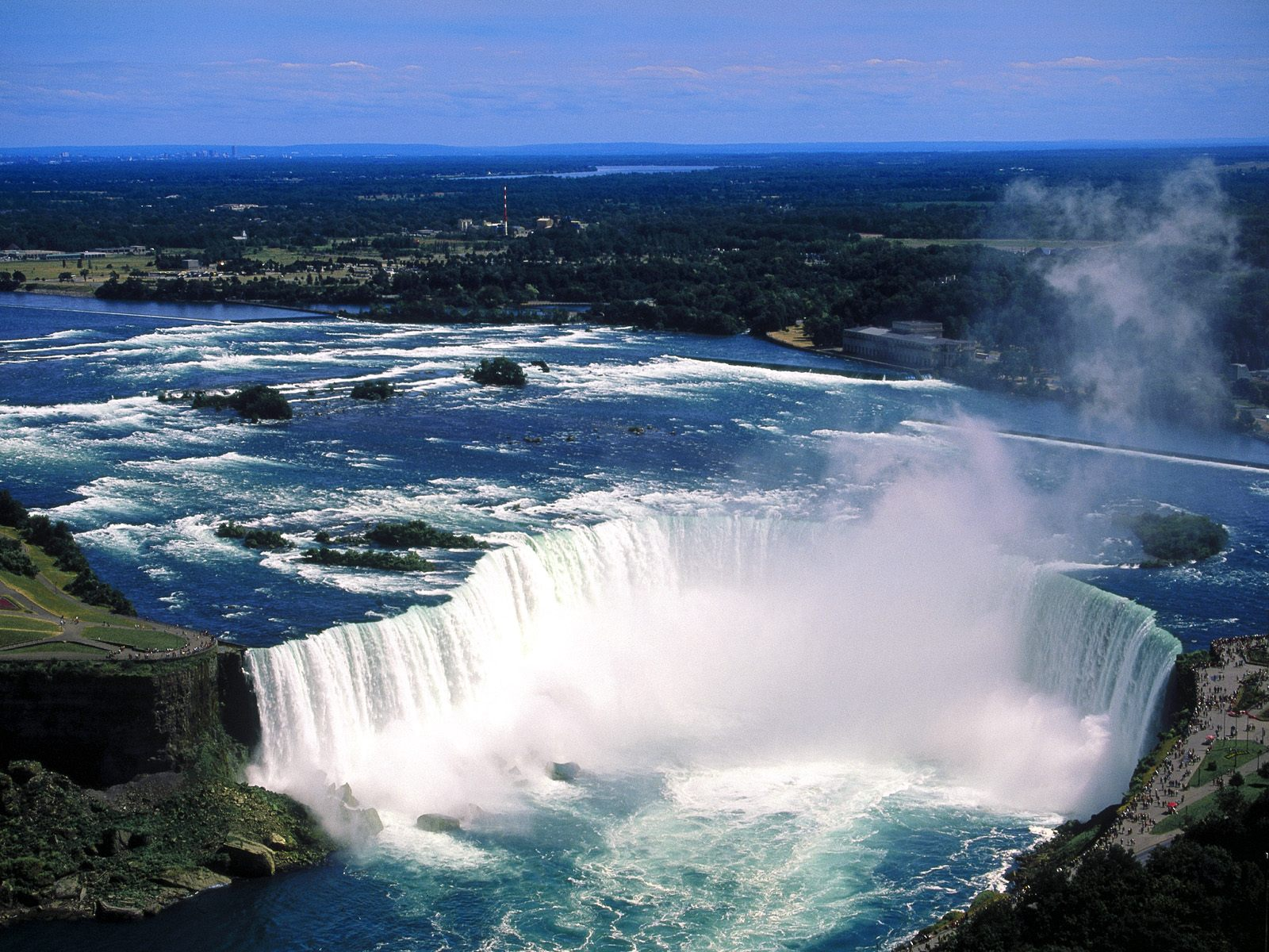 niagara falls Find out more about the history of niagara falls, including videos, interesting articles, pictures, historical features and more get all the facts on historycom.
