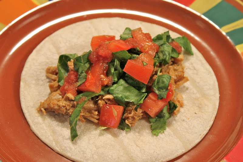 Cooking with Mandy: Citrus Pulled Pork Tacos