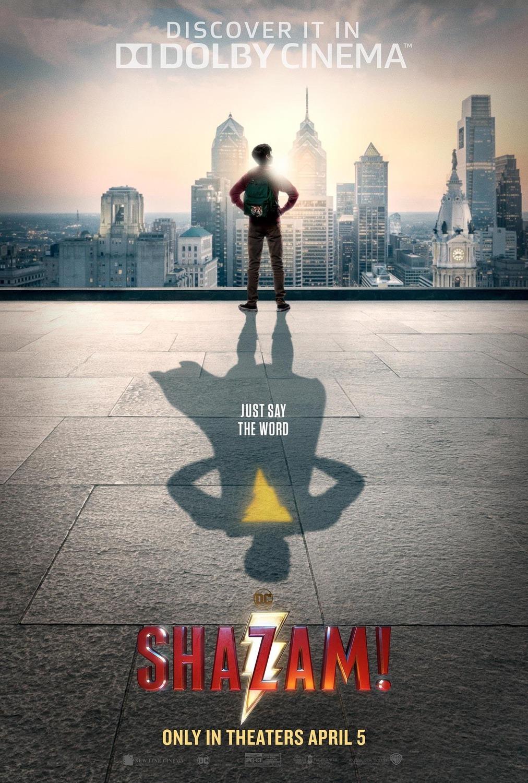 """""""SHAZAM"""""""