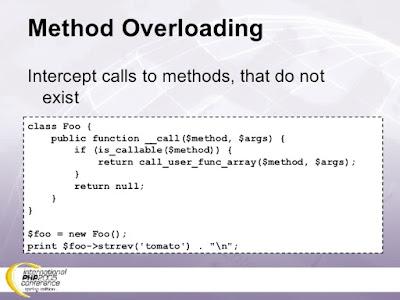 Implementasi Overloading dalam PHP OOP