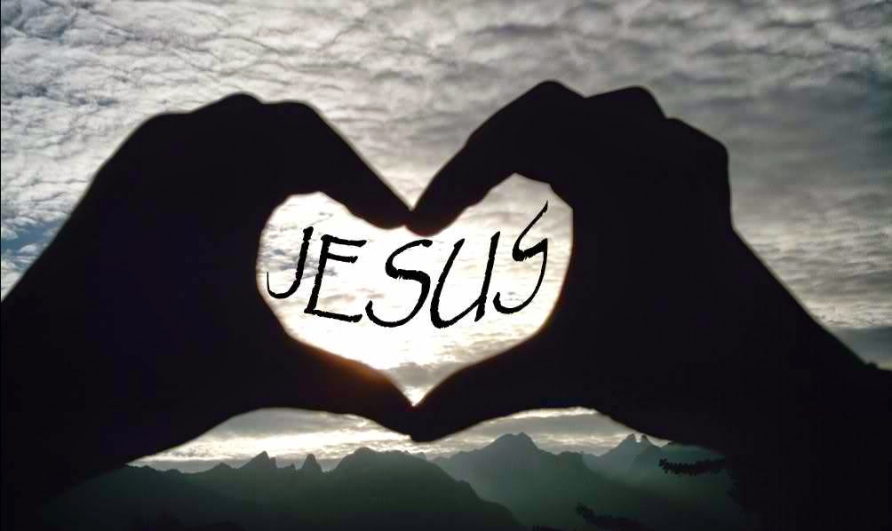 Worship is falling in love with Jesus Christ - 1st meaning