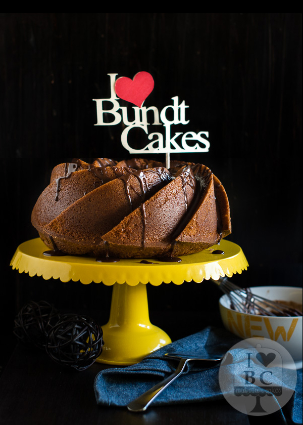 Nutella Bundt Cake