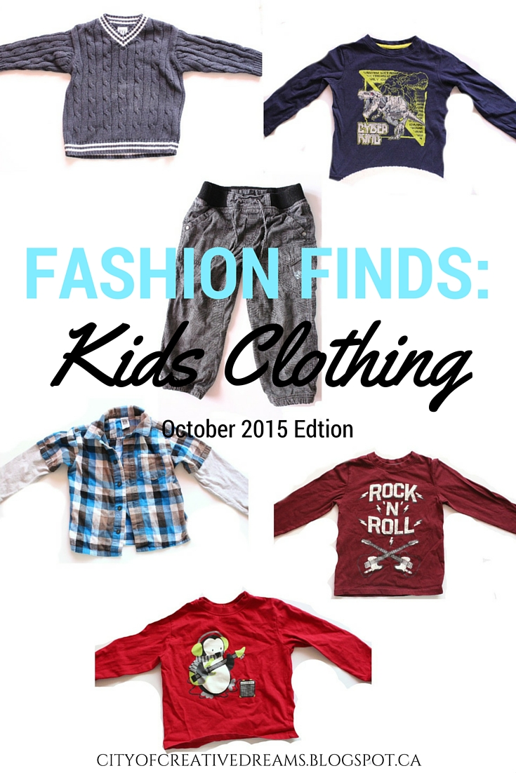 affordable kids clothes
