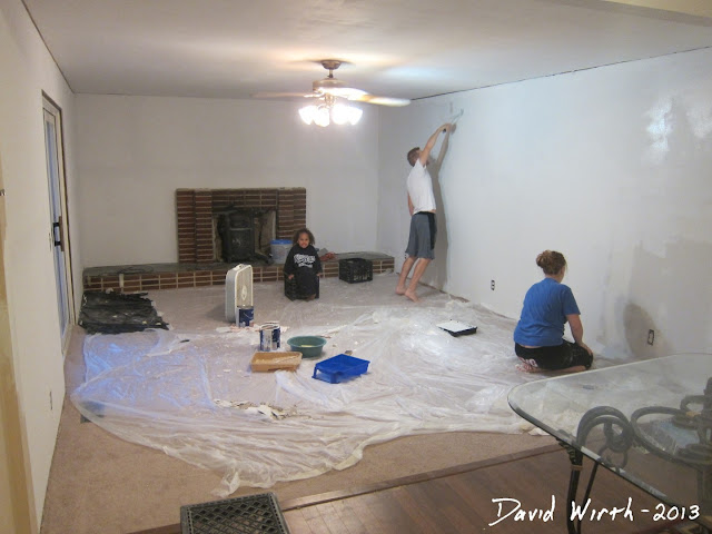 primer before you paint over new drywall, absorb paint