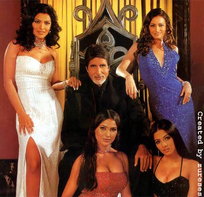 Amitabh Bachchan foto