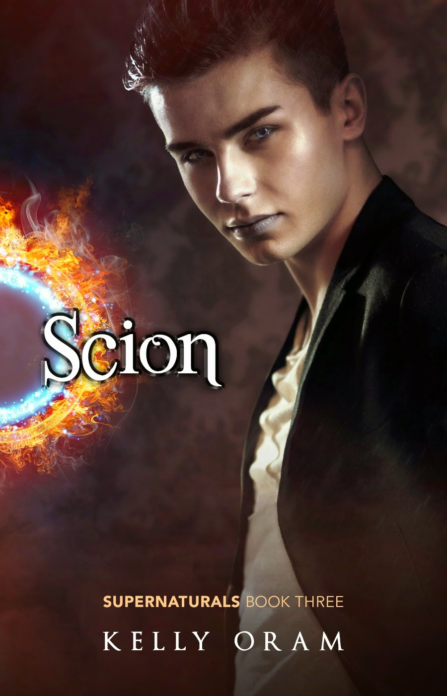 Cover Reveal: Scion by Kelly Oram)