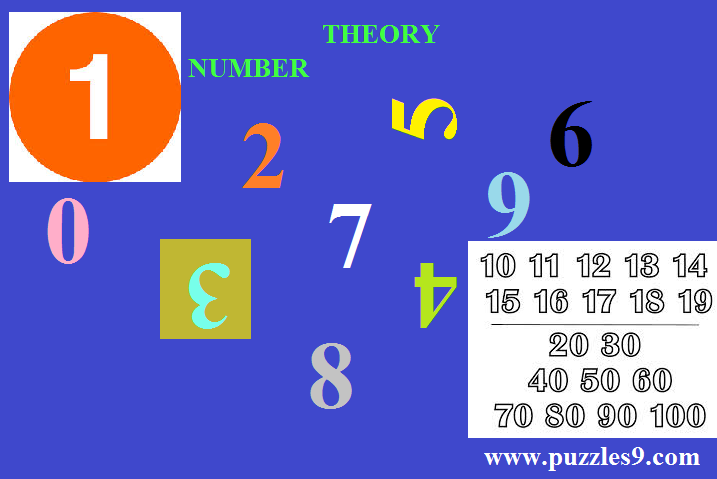 basic number theory for problems on numbers in aptitude - puzzles9