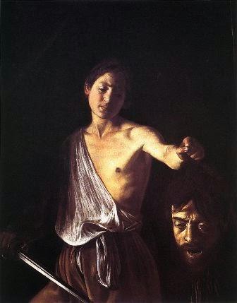 Caravaggio e la Roma di inizio 600'