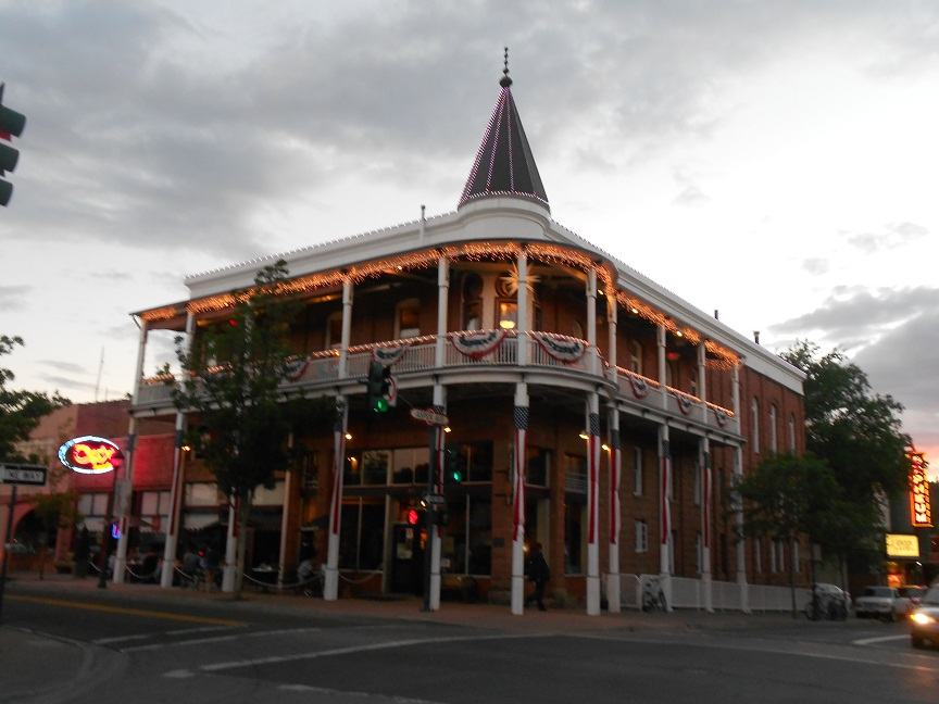 Flagstaff Historic Hotels Downtown